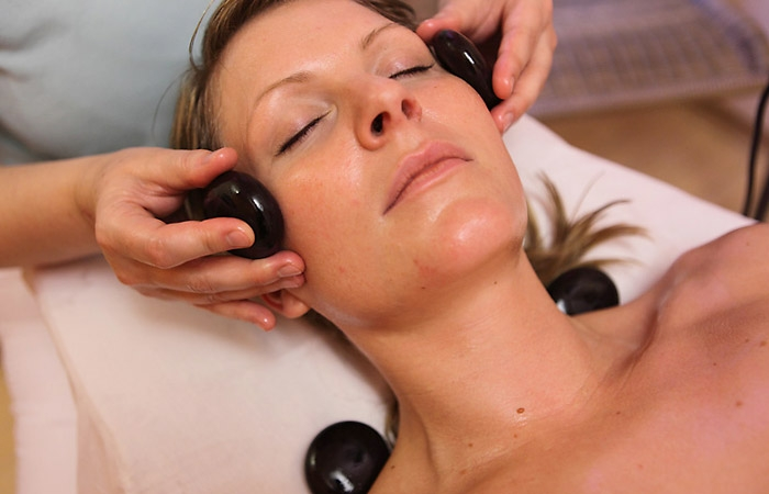 Hot Stone Massage - Senseo Relaxtion